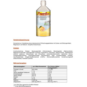 PowerBar Electrolyte Drink Grapefruit 1l